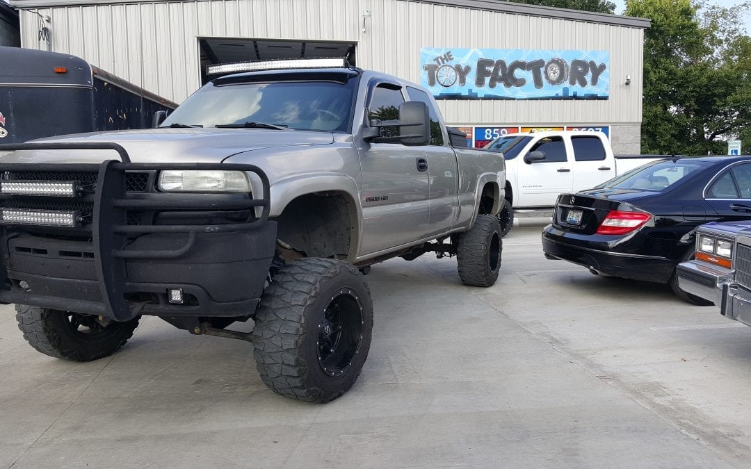 6″ Zone Offroad Lift